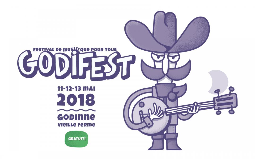 Godifest 2018, le teaser